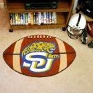 "Southern University SU 22""x35"" Football Shape Area Rug"