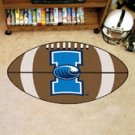"Texas A&M University Corpus Christi 22""x35"" Football Shape Area Rug"