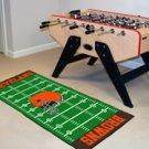 """NFL-Cleveland Browns 29.5""""-72"""" Large Rug Floor Runner"""