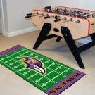 """NFL-Baltimore Ravens 29.5""""x72"""" Large Rug Floor Runner"""