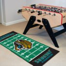 "NFL-Jacksonville Jaguars 29.5""x72"" Large Rug Floor Runner"