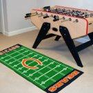 """NFL-Chicago Bears 29.5""""x72"""" Large Rug Floor Runner"""