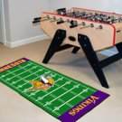 "NFL-Minnesota Vikings 29.5""x72"" Large Rug Floor Runner"