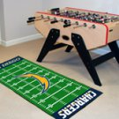 """NFL-San Diego Chargers 29.5""""x72"""" Large Rug Floor Runner"""
