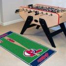 """MLB-Cleveland Indians 29.5""""x72"""" Large Rug Floor Runner"""