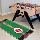 "MLB-Cincinnati Reds 29.5""x72"" Large Rug Floor Runner"
