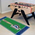 """MLB-Colorado Rockies 29.5""""x72"""" Large Rug Floor Runner"""