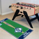 "MLB-Tampa Bay Rays 29.5""x72"" Large Rug Floor Runner"