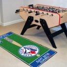 "MLB-Toronto Blue Jays 29.5""x72"" Large Rug Floor Runner"
