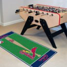 "MLB-St. Louis Cardinals 29.5""x72"" Large Rug Floor Runner"