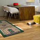 "NBA-Milwaukee Bucks 29.5""x54"" Large Court Runner Rug"