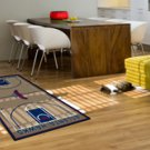 "NBA-Atlanta Hawks 29.5""x54"" Large Court Runner Rug"