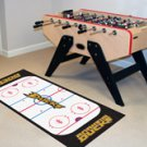 "NHL-Anaheim Ducks 29.5""x72"" Large Runner Rug"