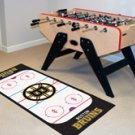 """NHL-Boston Bruins 29.5""""x72"""" Large Runner Rug"""
