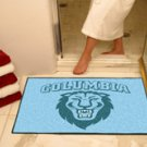 "Columbia University 34""x44.5"" All Star Collegiate Carpeted Mat"