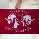 "Fordham University 34""x44.5"" All Star Collegiate Carpeted Mat"