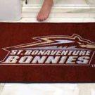 "St. Bonaventure University Bonnies 34""x44.5"" All Star Collegiate Carpeted Mat"