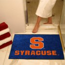 "Syracuse University 34""x44.5"" All Star Collegiate Carpeted Mat"