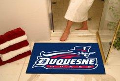 "Duquesne University Dukes 34""x44.5"" All Star Collegiate Carpeted Mat"