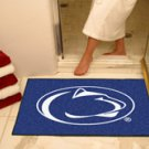 "Penn State University PSU Nittany Lions 34""x44.5"" All Star Collegiate Carpeted Mat"