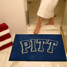 "University of Pittsburgh Pitt Panthers 34""x44.5"" All Star Collegiate Carpeted Mat"