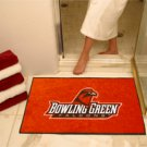 "Bowling Green State University Falcons 34""x44.5"" All Star Collegiate Carpeted Mat"