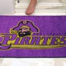 "East Carolina University Pirates 34""x44.5"" All Star Collegiate Carpeted Mat"