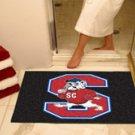 "South Carolina State University 34""x44.5"" All Star Collegiate Carpeted Mat"