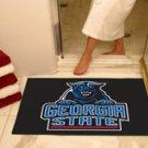 """Georgia State University 34""""x44.5"""" All Star Collegiate Carpeted Mat"""