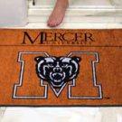 """Mercer University 34""""x44.5"""" All Star Collegiate Carpeted Mat"""