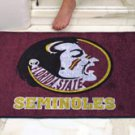 "Florida State University Seminoles 34""x44.5"" All Star Collegiate Carpeted Mat"