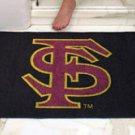 "Florida State University FS Logo 34""x44.5"" All Star Collegiate Carpeted Mat"