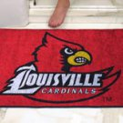 "University of Louisville Cardinals 34""x44.5"" All Star Collegiate Carpeted Mat"