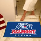 "Belmont University Bruins 34""x44.5"" All Star Collegiate Carpeted Mat"