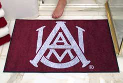 "Alabama A&M University AAMU 34""x44.5"" All Star Collegiate Carpeted Mat"