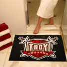 "Troy State University Trojans 34""x44.5"" All Star Collegiate Carpeted Mat"