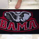 "University of Alabama BAMA Logo 34""x44.5"" All Star Collegiate Carpeted Mat"