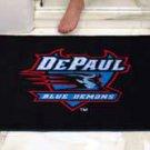 """DePaul University Blue Demons 34""""x44.5"""" All Star Collegiate Carpeted Mat"""
