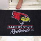 "Illinois State University Redbirds 34""x44.5"" All Star Collegiate Carpeted Mat"