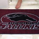 """Southern Illinois University Salukis 34""""x44.5"""" All Star Collegiate Carpeted Mat"""