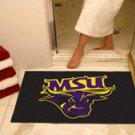 "Minnesota State University Mankato MSU 34""x44.5"" All Star Collegiate Carpeted Mat"