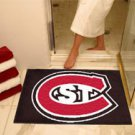 "St. Cloud State University 34""x44.5"" All Star Collegiate Carpeted Mat"