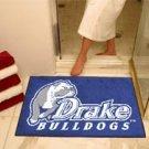 "Drake University Bulldogs 34""x44.5"" All Star Collegiate Carpeted Mat"