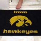 "University of Iowa Hawkeyes 34""x44.5"" All Star Collegiate Carpeted Mat"
