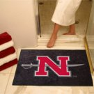 "Nicholls State University 34""x44.5"" All Star Collegiate Carpeted Mat"