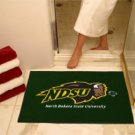 "North Dakota State University NDSU 34""x44.5"" All Star Collegiate Carpeted Mat"