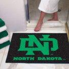 "University of North Dakota 34""x44.5"" All Star Collegiate Carpeted Mat"