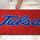 "University of Tulsa 34""x44.5"" All Star Collegiate Carpeted Mat"