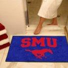 "Southern Methodist University SMU 34""x44.5"" All Star Collegiate Carpeted Mat"