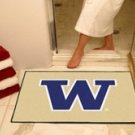"University of Washington Huskies 34""x44.5"" All Star Collegiate Carpeted Mat"